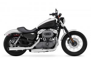 Harley-Davidson-Sportster-1200 Nightster XL