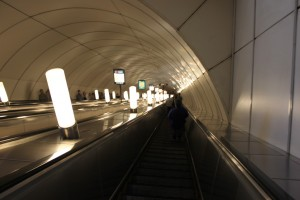 123) la più famosa metropolitana con opere dell'era sovietica