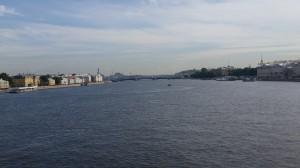 33) il fiume Neva